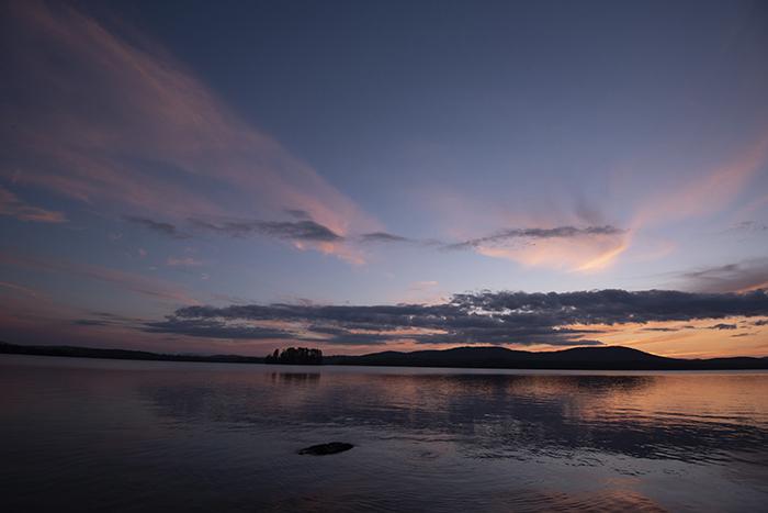 Umbagog Sunset