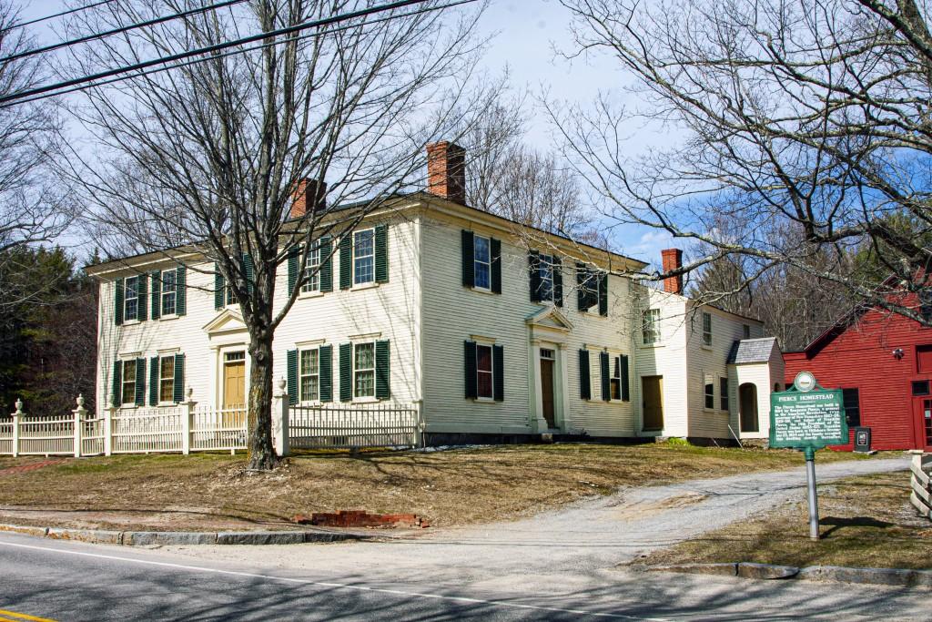 4490 Hillsboro, The Pierce Homestaed, Boyhood Home Of President Franklin Pierce.