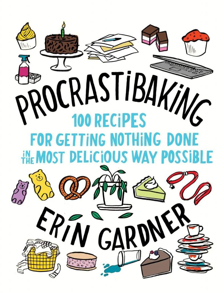 Procrastibaking Book
