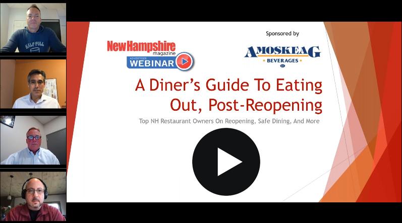 Restaurant Webinar Recap