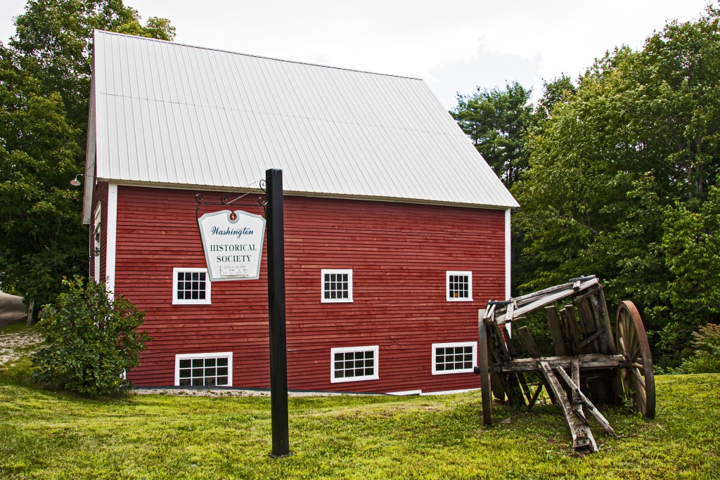 Usa, New Hampshire, Washington, Town, Washington Museum, Old Barn Museum,