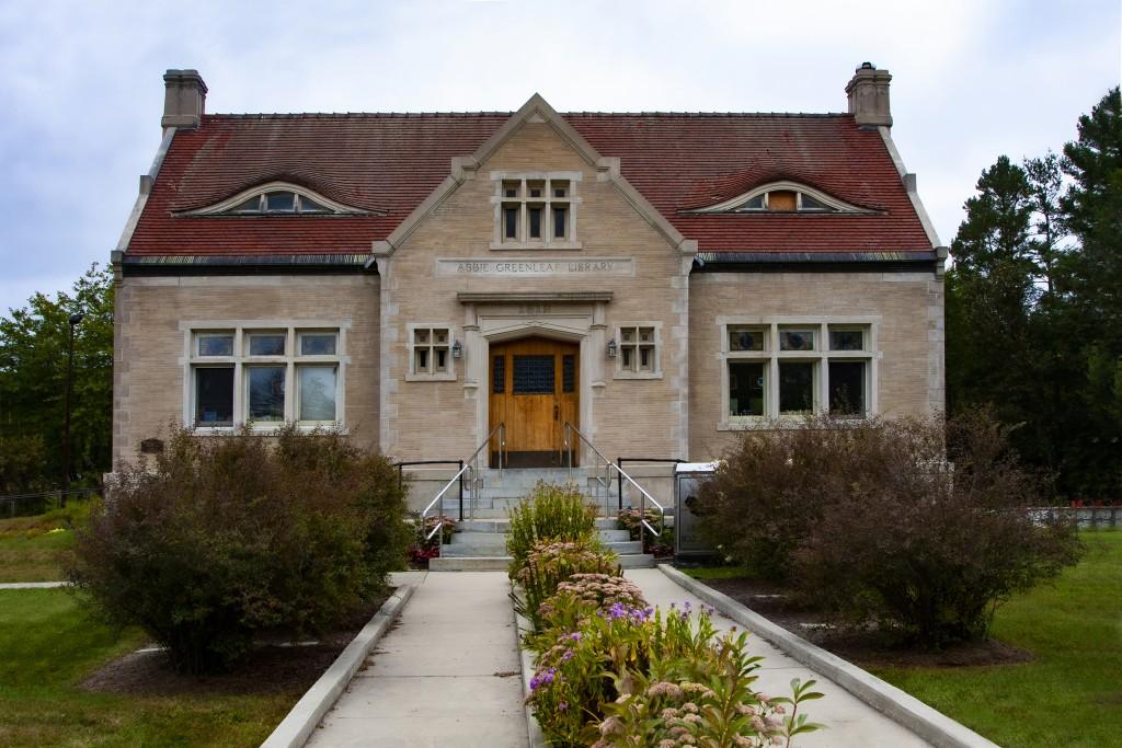 4989 Abbie Greenleaf Library, Franconia