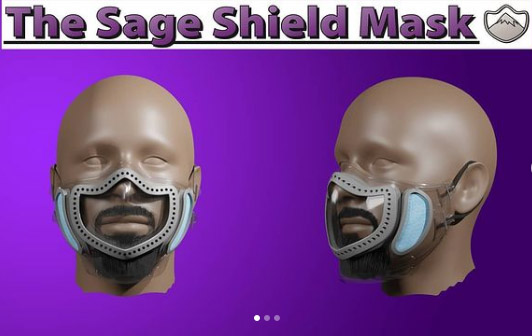 """Screenshot 2020 12 04 7 Sage Labs On Instagram """"attention Today Is The Last Day For The Xprize #nextgenmask #milliondollarm[...] Copy Copy"""