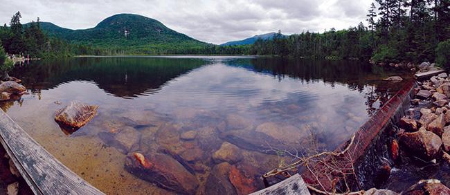 Franconianotch Lonesome Lake