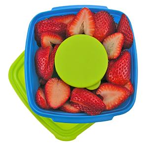Strawberrie For Snacks?