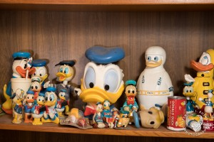 Just A Portion Of Jim Hills Donald Duck Collection 0359