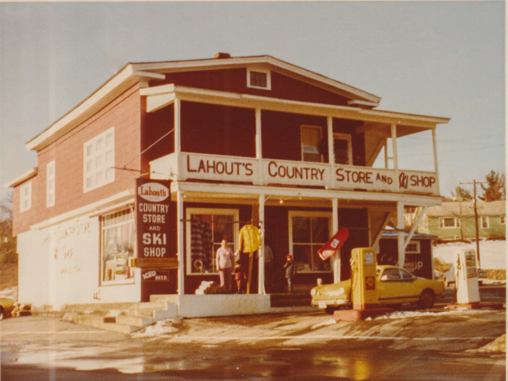 Lahouts Store 1974lahouts Main Store 1974