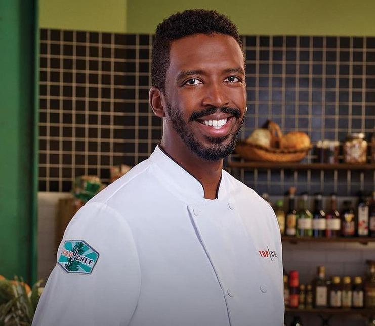 Chris Viaud Top Chef