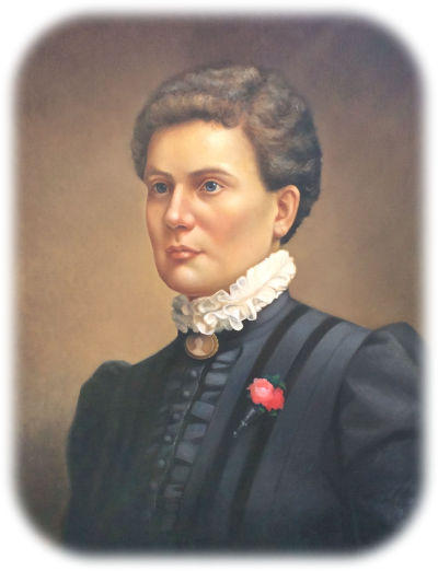 Ricker Portrait