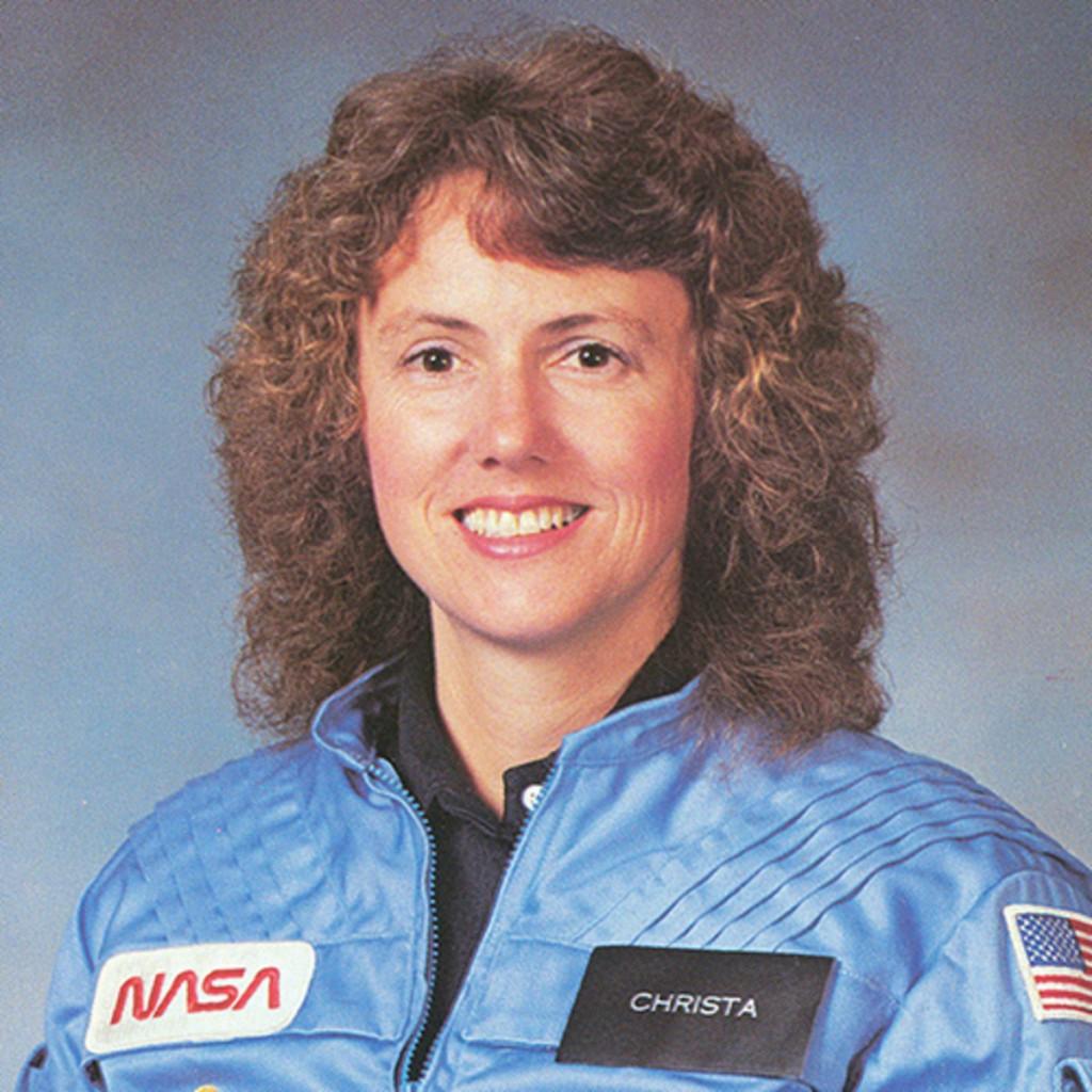 The Challenger Christa Mcauliffe 16492799851 Nasa