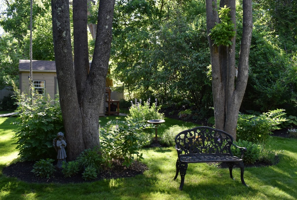 Pocket Garden Features