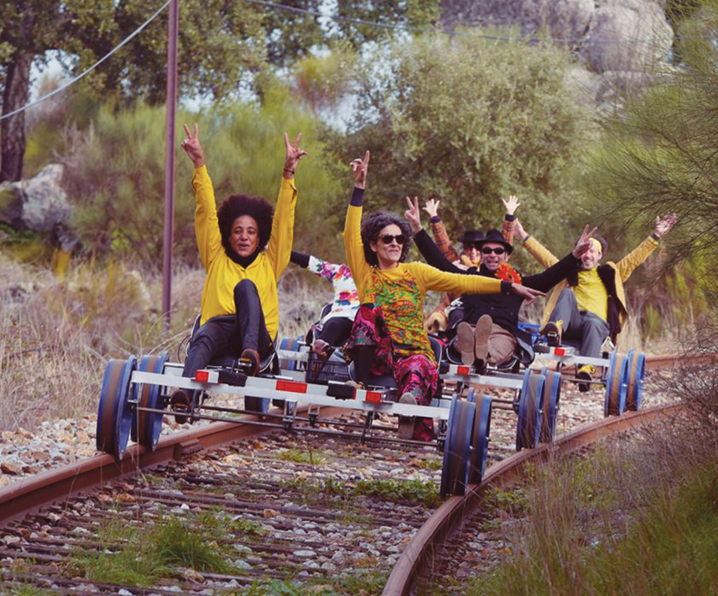 Rail Bike Adventures Group Photo