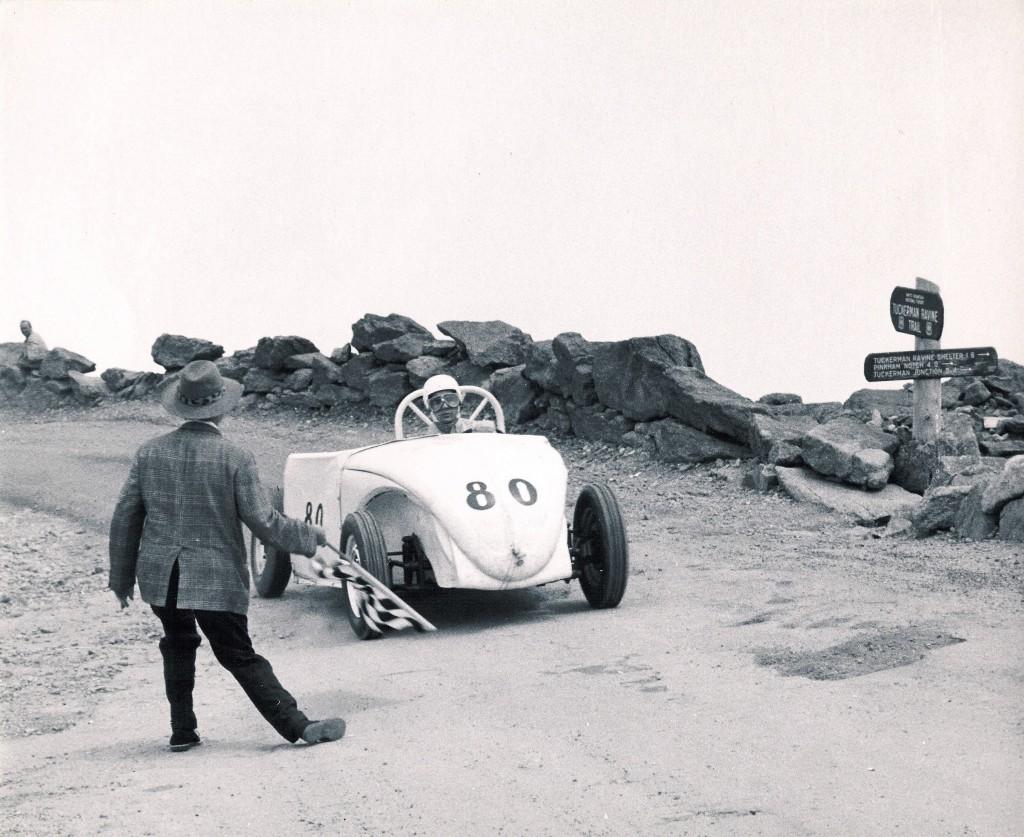 Bill Rutan Vw In 1961