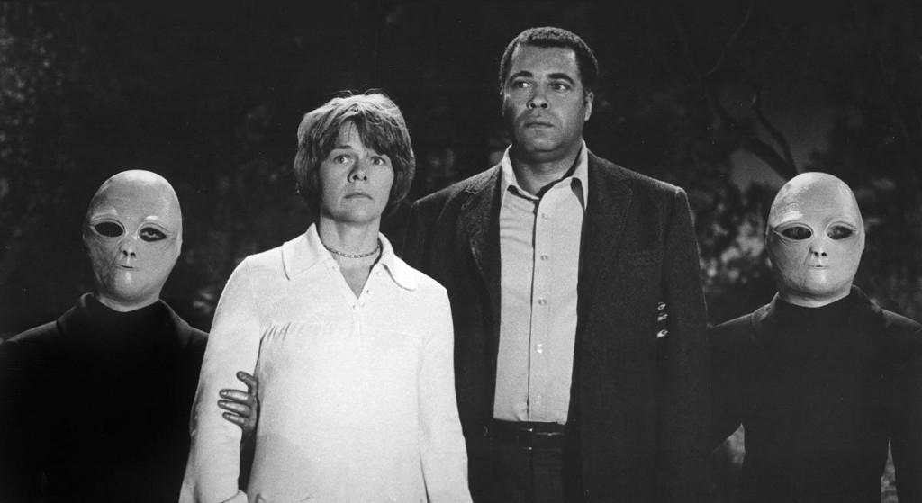 James Earl Jones And Estelle Parsons Enhanced