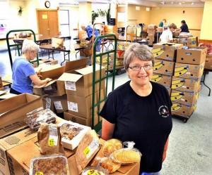 Keene Community Kitchen, Phoebe Bray