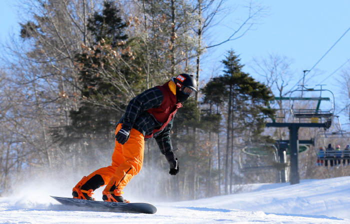 alpine snowboards  carvers almanac